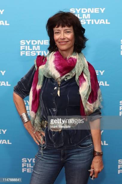 Rachel Ward attends the 66th Sydney Film Festival Program Launch at Sydney Town Hall on May 08 2019 in Sydney Australia