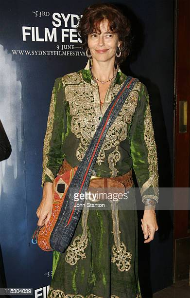 Rachel Ward during 53rd Annual Sydney Film Festival Opening Night at State Theatre in Sydney NSW Australia