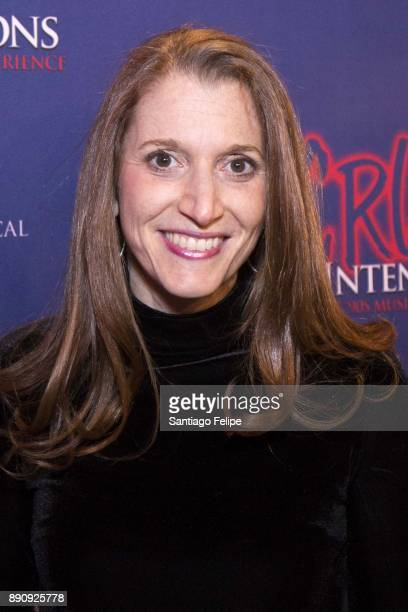 Rachel Weinstein attends 'Cruel Intentions' The 90's Musical Experience at Le Poisson Rouge on December 11 2017 in New York City