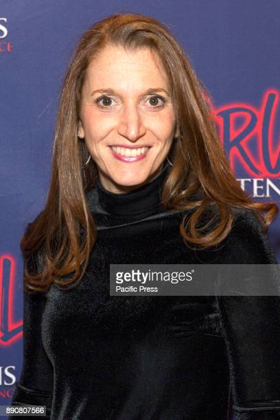 POISSON ROUGE NEW YORK UNITED STATES Rachel Weinstein attends Opening night of Cruel Intentions musical at Poisson Rouge