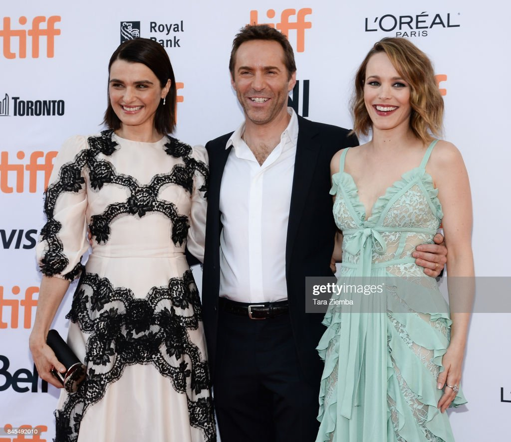 Rachel Weisz Alessandro Nivola And Rachel Mcadams Attend The Disobe Nce Premiere During The