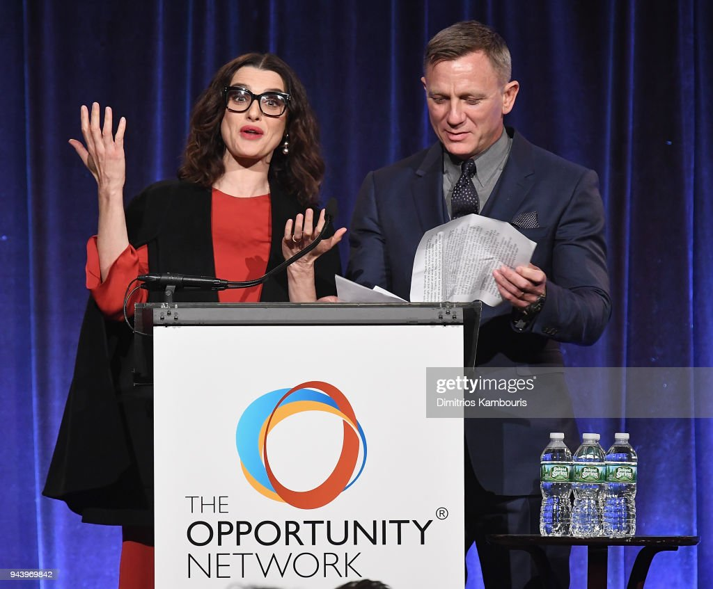 The Opportunity Network's 11th Annual Night of Opportunity : News Photo