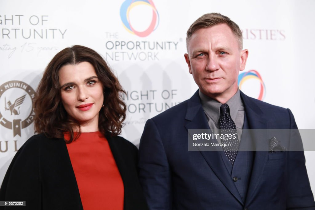 Rachel Weisz and Daniel Craig Expecting!