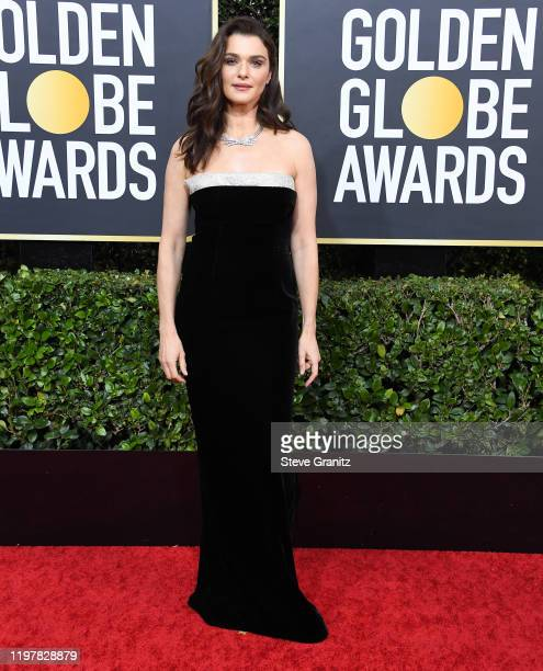 Rachel Weisz arrives at the 77th Annual Golden Globe Awards attends the 77th Annual Golden Globe Awards at The Beverly Hilton Hotel on January 05...