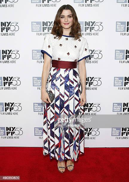 Rachel Weisz attends 'Lobster' photo call during 53rd New York Film Festivalat Alice Tully Hall Lincoln Center on September 27 2015 in New York City