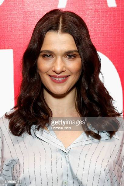 Rachel Weisz attends SAG-AFTRA Foundation Conversations Career Retrospective with Rachel Weisz at The Robin Williams Center on January 31, 2019 in...