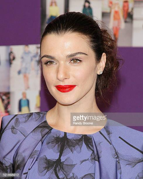 Rachel Weisz attends the 2010 CFDA Fashion Awards at Alice Tully Hall Lincoln Center on June 7 2010 in New York City