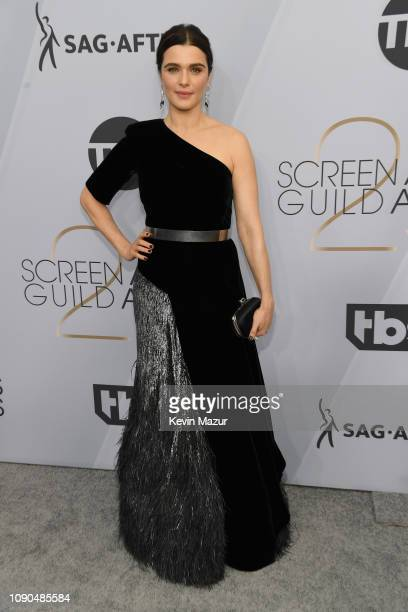 Rachel Weisz attends the 25th Annual Screen ActorsGuild Awards at The Shrine Auditorium on January 27 2019 in Los Angeles California 480568