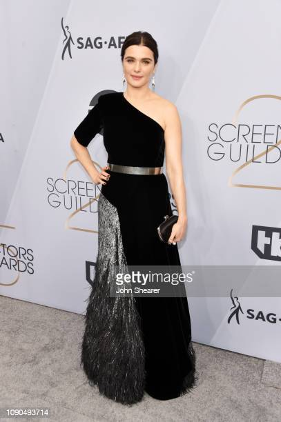 Rachel Weisz attends the 25th Annual Screen ActorsGuild Awards at The Shrine Auditorium on January 27 2019 in Los Angeles California