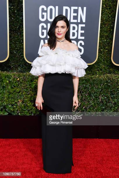 Rachel Weisz attends the 76th Annual Golden Globe Awards held at The Beverly Hilton Hotel on January 06 2019 in Beverly Hills California