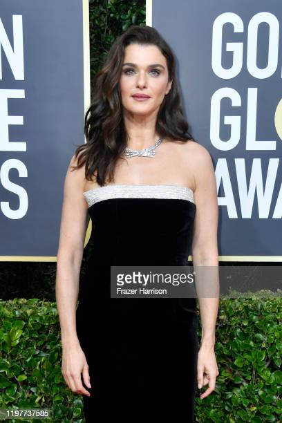 Rachel Weisz attends the 77th Annual Golden Globe Awards at The Beverly Hilton Hotel on January 05 2020 in Beverly Hills California