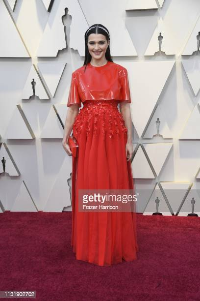 Rachel Weisz attends the 91st Annual Academy Awards at Hollywood and Highland on February 24 2019 in Hollywood California