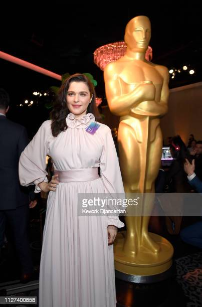 Rachel Weisz attends the 91st Oscars Nominees Luncheon at The Beverly Hilton Hotel on February 04 2019 in Beverly Hills California