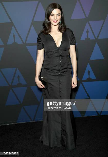 Rachel Weisz attends the Academy of Motion Picture Arts and Sciences' 10th Annual Governors Awards at The Ray Dolby Ballroom at Hollywood Highland...