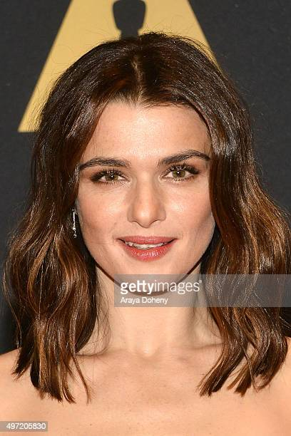 Rachel Weisz attends the Academy of Motion Picture Arts and Sciences' 7th Annual Governors Awards at The Ray Dolby Ballroom at Hollywood Highland...