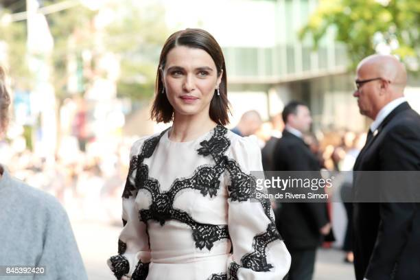 Rachel Weisz attends the Disobedience premiere during the 2017 Toronto International Film Festival at Princess of Wales Theatre on September 10 2017...