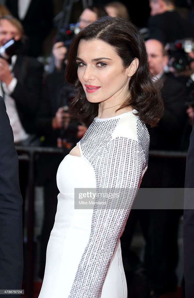 Rachel Weisz attends the 'Lobster' Premiere during the 68th annual Cannes Film Festival on May 15, 2015 in Cannes, France.