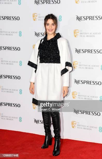 Rachel Weisz attends the Nespresso British Academy Film Awards nominees party at Kensington Palace on February 9 2019 in London England