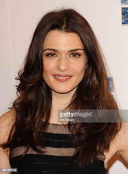 Rachel Weisz attends The South Bank Show Awards at the Dorchester on January 26 2010 in London England