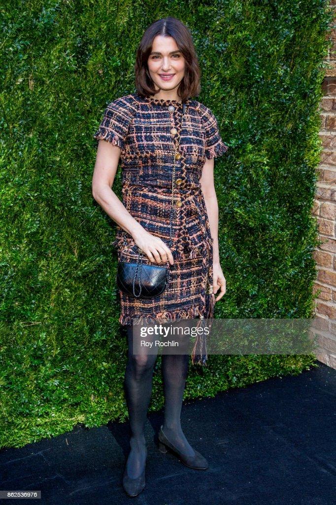 The Tribeca Chanel Women's Filmmaker Program Luncheon at Locanda Verde on October 17, 2017 in New York City.