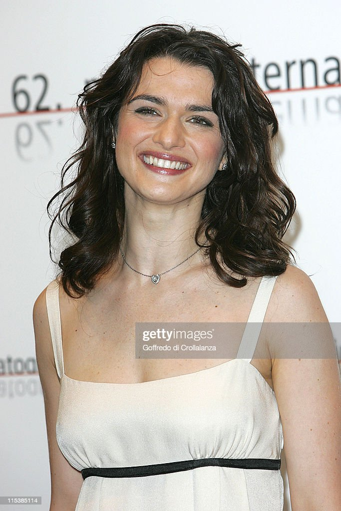 Rachel Weisz during 2005 Venice Film Festival - 'The Constant Gardener' - Photocall at Venice Lido in Venice, Italy.