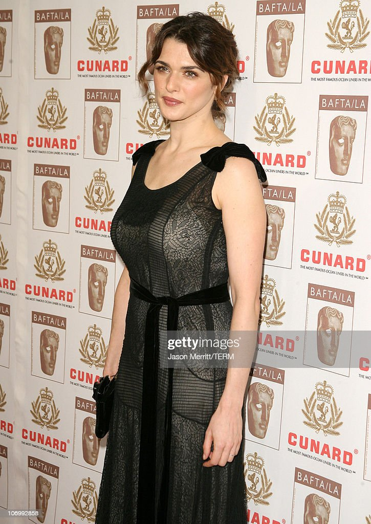 Rachel Weisz during 2006 BAFTA/LA Cunard Britannia Awards - Arrivals at Hyatt Regency Century Plaza Hotel in Los Angeles, California, United States.