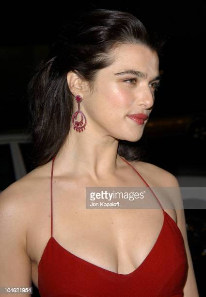 """Rachel Weisz during """"Confidence"""" Los Angeles Premiere at The Academy Of Motion Pictures, Arts & Sciences in Beverly Hills, California, United States."""