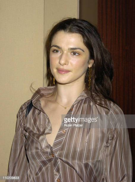 Rachel Weisz during 'Enduring Love' Private Screening at MGM Screening Room in New York New York United States