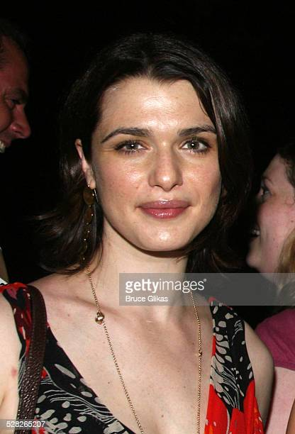 Rachel Weisz during Opening Night Afterparty for Macbeth at The Belvedere Castle in Central Park at The Belvedere Castle in Central Park in New York...