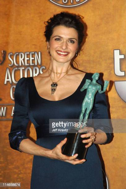 Rachel Weisz winner Outstanding Performance by a Female Actor in a Supporting Role for 'The Constant Gardener'
