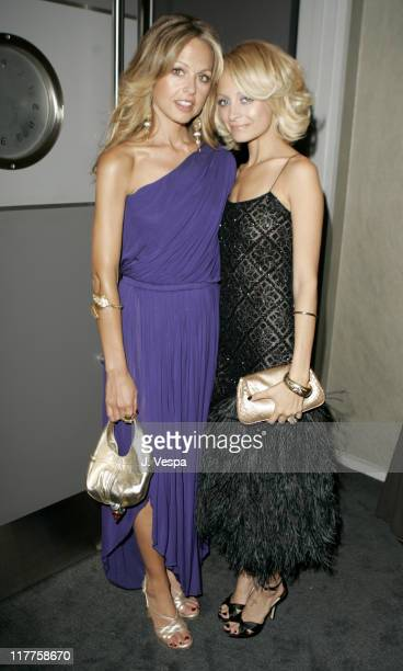 Rachel Zoe and Nicole Richie during Movieline Hollywood Life's Hollywood Style Awards Red Carpet and Cocktail Party at Pacific Design Center in West...