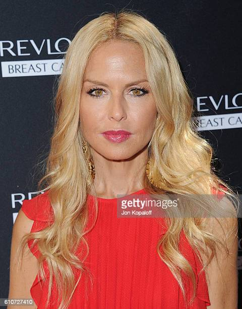 Rachel Zoe arrives at Revlon's Annual Philanthropic Luncheon at Chateau Marmont on September 27 2016 in Los Angeles California