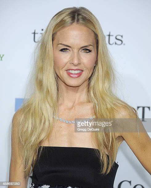 Rachel Zoe arrives at the 2014 Baby2Baby Gala presented by Tiffany Co honoring Kate Hudson at The Book Bindery on November 8 2014 in Culver City...