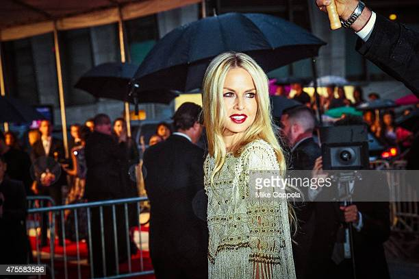 Rachel Zoe arrives at the 2015 CFDA Fashion Awards at Alice Tully Hall at Lincoln Center on June 1 2015 in New York City