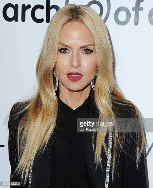 Rachel Zoe arrives at the 2015 March Of Dimes Celebration Of Babies at the Beverly Wilshire Four Seasons Hotel on December 4 2015 in Beverly Hills...