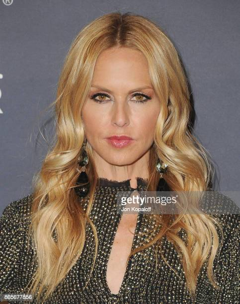 Rachel Zoe arrives at the 3rd Annual InStyle Awards at The Getty Center on October 23 2017 in Los Angeles California