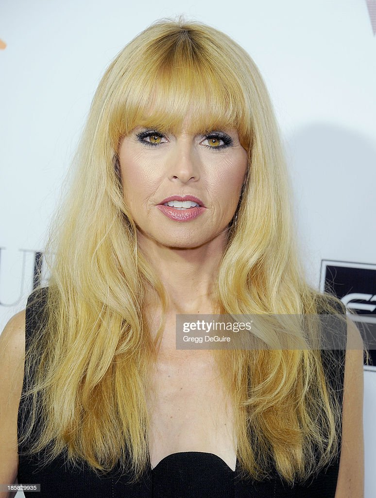 Rachel Zoe arrives at the Dream For Future Africa Foundation Gala at Spago on October 24, 2013 in Beverly Hills, California.