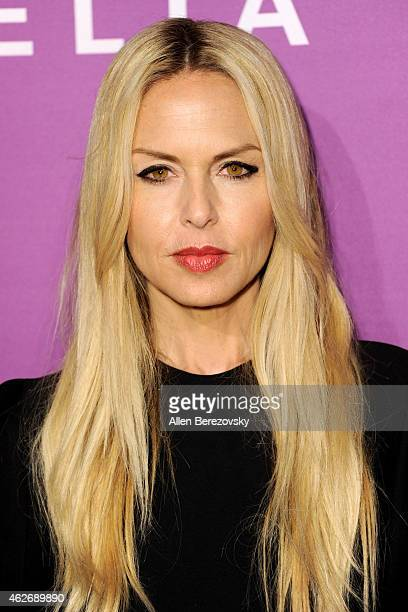 Rachel Zoe arrives at The Hollywood Reporter's 3rd Annual Academy Awards nominees night at Spago on February 2 2015 in Beverly Hills California