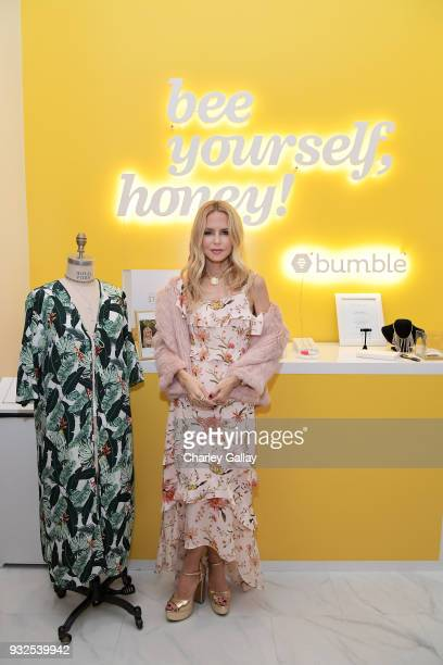 Rachel Zoe attends A day of Style with Designer Rachel Zoe at Bumble Hive LA at Melrose Place on March 15 2018 in Los Angeles California
