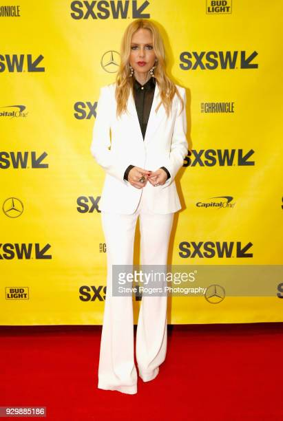 Rachel Zoe attends Adaptability in Fashion's Changing Landscape during SXSW at Austin Convention Center on March 9 2018 in Austin Texas