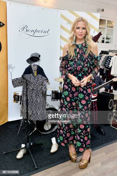 Rachel Zoe attends Bonpoint Baby2Baby Celebrate At Au Fudge With Estee Stanley Kelly Sawyer Patricof And Norah Weinstein at Au Fudge Los Angeles on...
