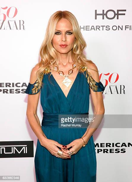 Rachel Zoe attends Harper's BAZAAR celebration of the 150 Most Fashionable Women presented by TUMI in partnership with American Express La Perla and...