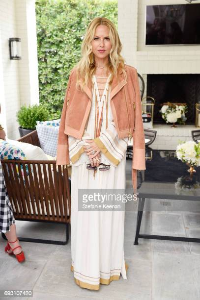 Rachel Zoe attends NETAPORTER x Draper James Event on June 6 2017 in Beverly Hills California