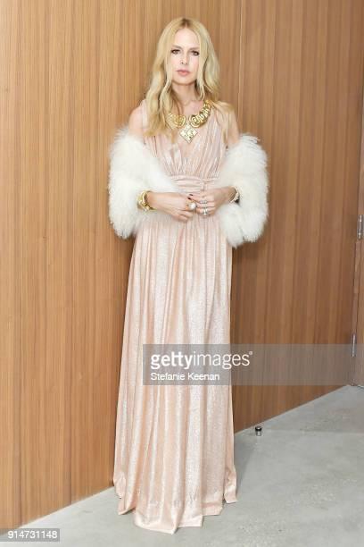 Rachel Zoe attends Rachel Zoe Fall 2018 LA Presentation on February 5 2018 at The Jeremy Hotel in West Hollywood California