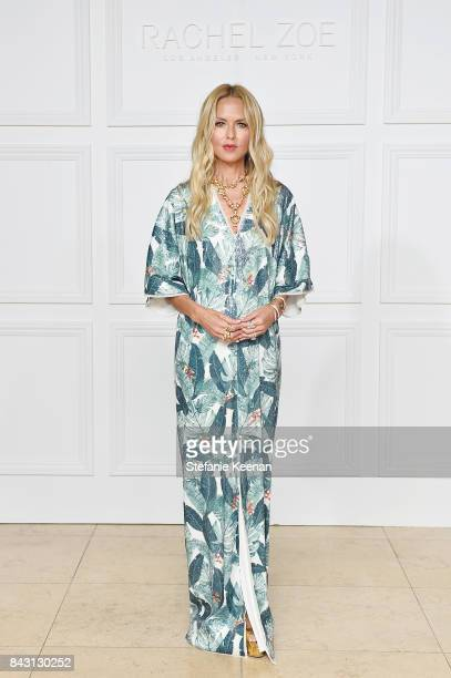 Rachel Zoe attends Rachel Zoe SS18 Presentation at Sunset Tower Hotel on September 5 2017 in West Hollywood California