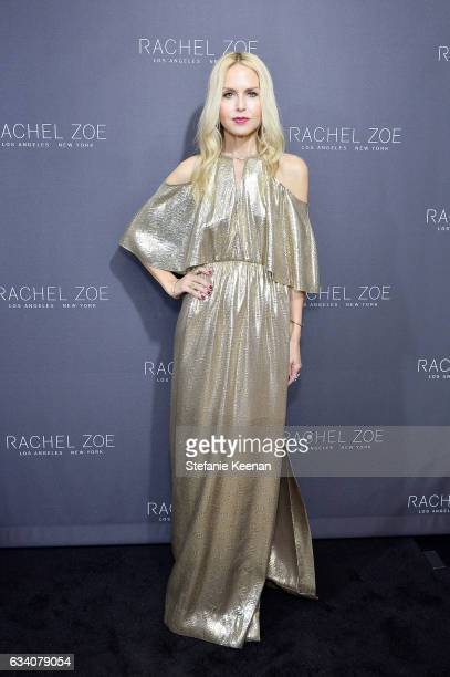 Rachel Zoe attends Rachel Zoe's Los Angeles Presentation at Sunset Tower Hotel on February 6 2017 in West Hollywood California