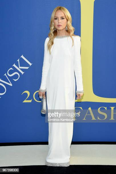 Rachel Zoe attends the 2018 CFDA Fashion Awards at Brooklyn Museum on June 4 2018 in New York City
