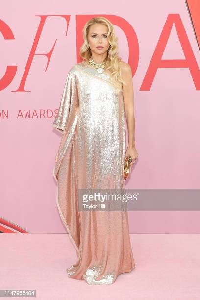 Rachel Zoe attends the 2019 CFDA Awards at The Brooklyn Museum on June 3 2019 in New York City