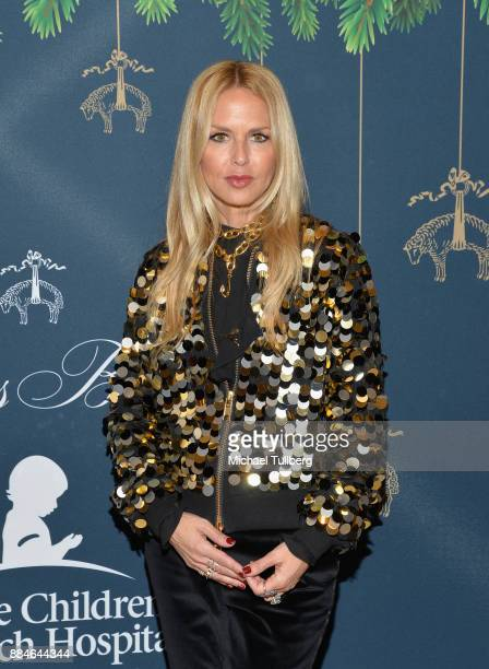 Rachel Zoe attends the Brooks Brothers holiday celebration with St Jude Children's Research Hospital at Brooks Brothers Rodeo on December 2 2017 in...