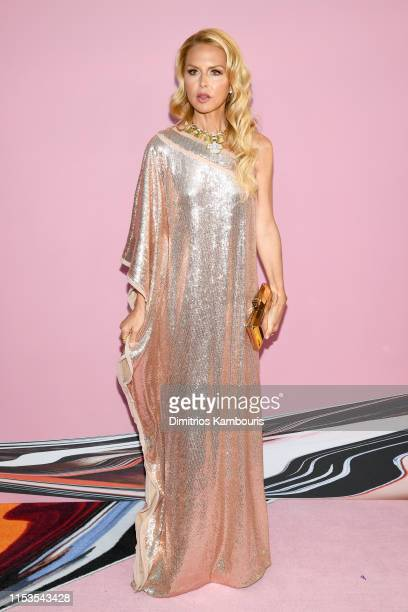 Rachel Zoe attends the CFDA Fashion Awards at the Brooklyn Museum of Art on June 03 2019 in New York City
